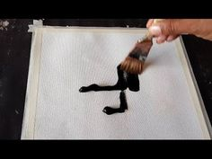 Effects with Golden Fluid & Blow Dryer - 4 - YouTube