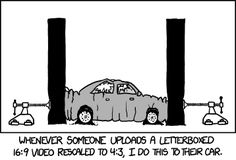 XKCD - Aspect Ratio