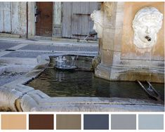 Provence Decorating Colors- French Provincial Furniture and Decorating Schemes
