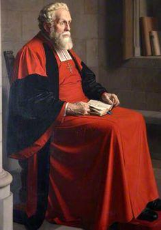 Lord William Cecil (1934). Meredith Frampton.