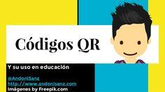 #ABP Propuestas educativas: Códigos QR en educación