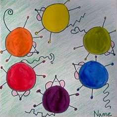 art lessons color wheel, mouse paint, art crafts, color stories, mous paint, color wheels, paint colors, teach art, big books