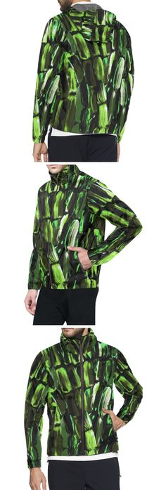 Caribbean colorful camouflage Green and black sugarcane All Over Print Windbreaker for Men (Model H23 ) Fashion Designs like this jacket by @anoellejay Alicia Jones and @artsadd | Brooklyn artist featuring Environmental Beach Ocean Caribbean African designs / Go running in a design that has meaning even in the rainy cloudy weather / Also buy this artwork on other home products and accessories http://m.artsadd.com/store/anoellejay?sort=newest?rfsn=714731