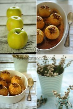 "Baked Apples ""Baklava"", Gluten Free"