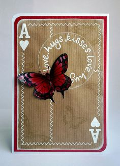 playing card by ..::aga::.., via Flickr