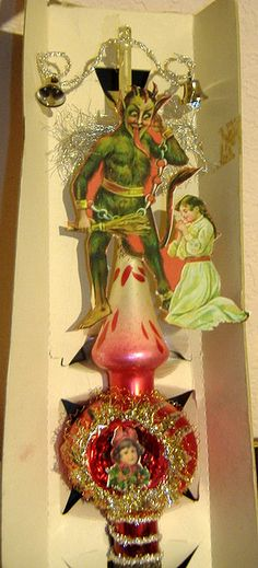 krampus tree krampus tree topper 8 13 08 flickr photo