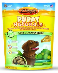 Zuke's Puppy Naturals Dog Treats * New and awesome dog product awaits you, Read it now  : Dog Treats