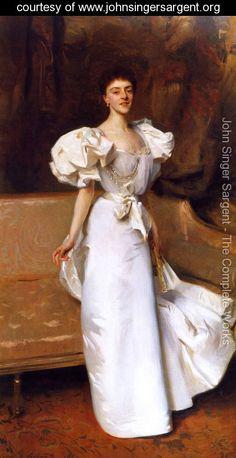 Countess Clary Aldringen (Therese Kinsky) - John Singer Sargent