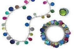Parade necklace & bracelet & confetti ring- lia sophia  www.liasophia.com/michellecharette1