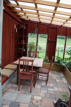Us White House, Greenhouse Interiors, Witch House, Farm Life, Country Living, Countryside, Pergola, Home And Family, Home And Garden