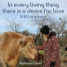 Every living thing. Go vegan. Live cruelty free