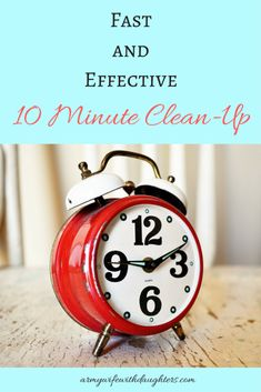Fast and Effective 10 Minute Clean Up. Short on time? Give this quick clean up a try. Mom Advice, Parenting Advice, Parenting Memes, Thing 1, Working Moms, Mom Blogs, Clean Up, Best Mom, Cleaning Hacks