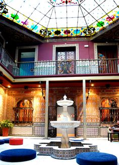 Madrid Hostel - Cat's Hostel - Europe's Famous Hostels