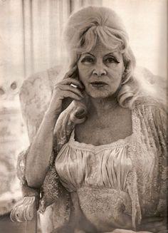 Mae West, by Diane Arbus, 1965