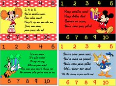 Disney Reward Punch Cards: To view this product and lots of other great Disney themed classroom products, visit my TpT store at:http://www.teacherspayteachers.com/Store/Shannon-Mann-5581
