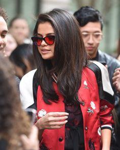 Selena Gomez pretty in red