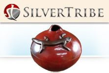 Native American Pottery at www.SilverTribe.com