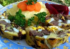 Ezeket a finomságokat hóvégén is bevállalhatod! Paleo, Keto, Hungarian Recipes, Penne, Baked Potato, Mashed Potatoes, Bacon, Chicken, Cooking