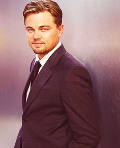 leonardo dicaprio. Just keeps getting cuter and cuter I cant stop pinning lol