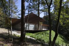Incline to Forest East Japan 2012 villa 187.11 m2 *not available for publication…