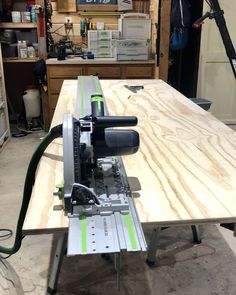 @dodaddydiy posted to Instagram: Before I start a massive Walnut table, I need to finish my daughter's daybed.  She has been patiently waiting for about 10 months, so time to get this done for her. This track saw makes breaking down sheet goods easy with great accuracy.  #diyhomedecor #daybed #pahjo_ #pahjo_designs #woodworking #craftsmanshipmatters #festoolfan