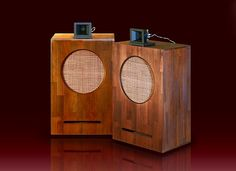 Vintage from kit-ya My new speaker Horn Speakers, Diy Speakers, Speaker Design, High End Audio, Loudspeaker, Audiophile, Horns, Objects, Boom Boom