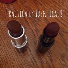 """MAC's """"Sin"""" Matte Lipstick for $3?! YES! You're Welcome :) #macdupes #beauty #beautyblogger"""