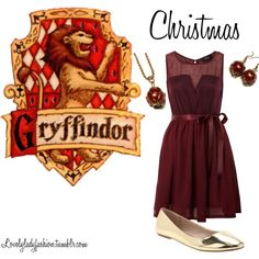Gryffindor's Christmas Dinner