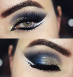 maquiagem-thassia=naves-02 Make Beauty, Beauty Makeup, Eye Makeup, Hair Makeup, Make Me Up, How To Make, Hairstyle, Inspiration, Instagram