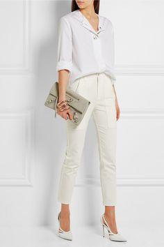Balenciaga | High-rise skinny jeans | NET-A-PORTER.COM