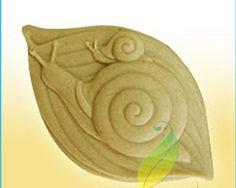 snail crawling handmade soap soap mold, silicone soap mold(50393)