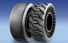Michelin X Tweel Airless Tires go into production