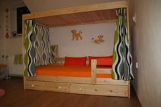 bunk bed redo |Pinned from PinTo for iPad|