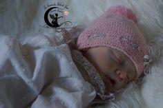 Ninon Reborn Bay doll girl Kit Yanie de Gudrun Legler.