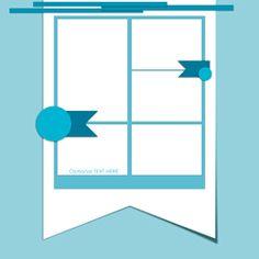 Digital Scrapbook Freebie - Free digital scrapbooking template by Sarah Sullivan only at Design House Digital
