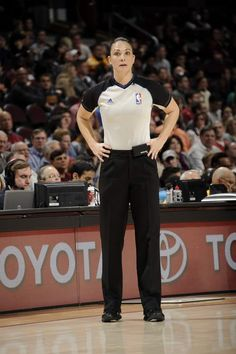 Lauren Holtkamp NBA Referee Nba, Training Academy, Football And Basketball, Basket Ball, Referee, Carrie Fisher, Sports, Orange, Women