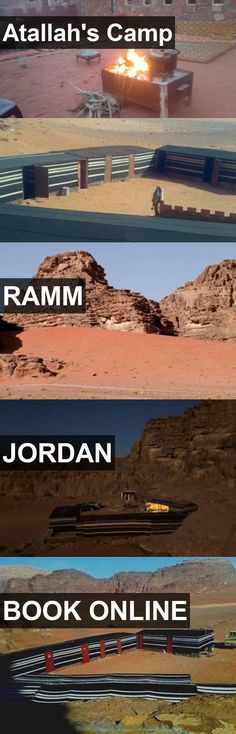 Hotel Atallah's Camp in Ramm, Jordan. For more information, photos, reviews and best prices please follow the link. #Jordan #Ramm #Atallah'sCamp #hotel #travel #vacation
