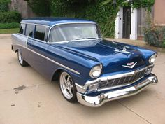 '56 Chevrolet Bel Air