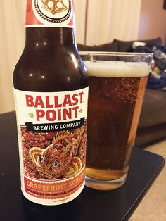 We 1000% like this one: Ballast Point 'Grapefruit Sculpin' IPA. Perfect grapefruit balance with hops that we have come across. A must try.