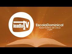 EBD l IEADLATV l LIÇÃO 11 - A EVANGELIZAÇÃO DAS PESSOAS COM DEFICIÊNCIA - YouTube
