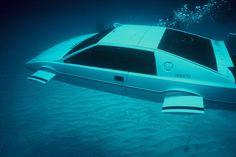 Wet Nellie Replica - Lotus Esprit S1 Submarine 007