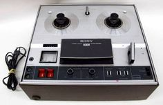 Sony Three Head Stereo Tape Recorder Model TC3520