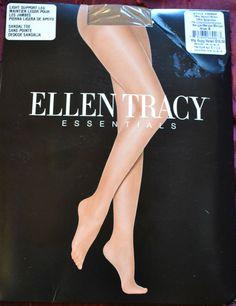 Ellen Tracy Essentials Pantyhose Light Support