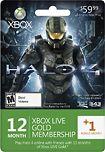 Xbox 360 Live 13 Month Subscription $39.99 (12 month plus 1 bonus month) [Deals]