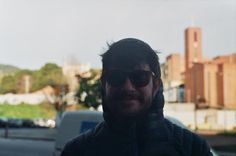 Once I thought that if I wore my hoodie like this I could be an alien. It was very funny. :D -- #like4like #vscorussia #vscoafrica #vscospain #barcelona #catalonia #spain #zenite #analoguephotography #filmcamera #heywhatsup #burrito
