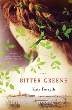 In Kate Forsyth's beautifully mannered and lyrical novel, Rapunzel's fairytale is re-imagined braiding together elements of historical truth, folklore, magic realism, and pure fantasy. Read my review of BITTER GREENS and #WIN a copy of the book, on Mina's Bookshelf. (The #GIVEAWAY is open to US residents only) http://minadecaro.blogspot.com/2014/10/bitter-greens-by-kate-forsyth-review.html