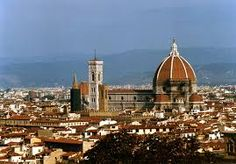This is Florence, Italy. This is the capital of Italy and was a very influential place during the European renaissance.