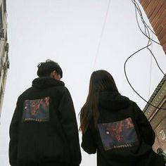 Cute couple, south korea, and ulzzang image
