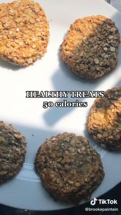 Healthy Deserts, Healthy Sweets, Healthy Dessert Recipes, Healthy Baking, Healthy Snacks, Snack Recipes, Cooking Recipes, Snacks Saludables, Low Calorie Recipes