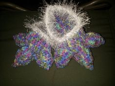 Baby Booties by SoCleverCraftBoutiqu on Etsy, $10.00